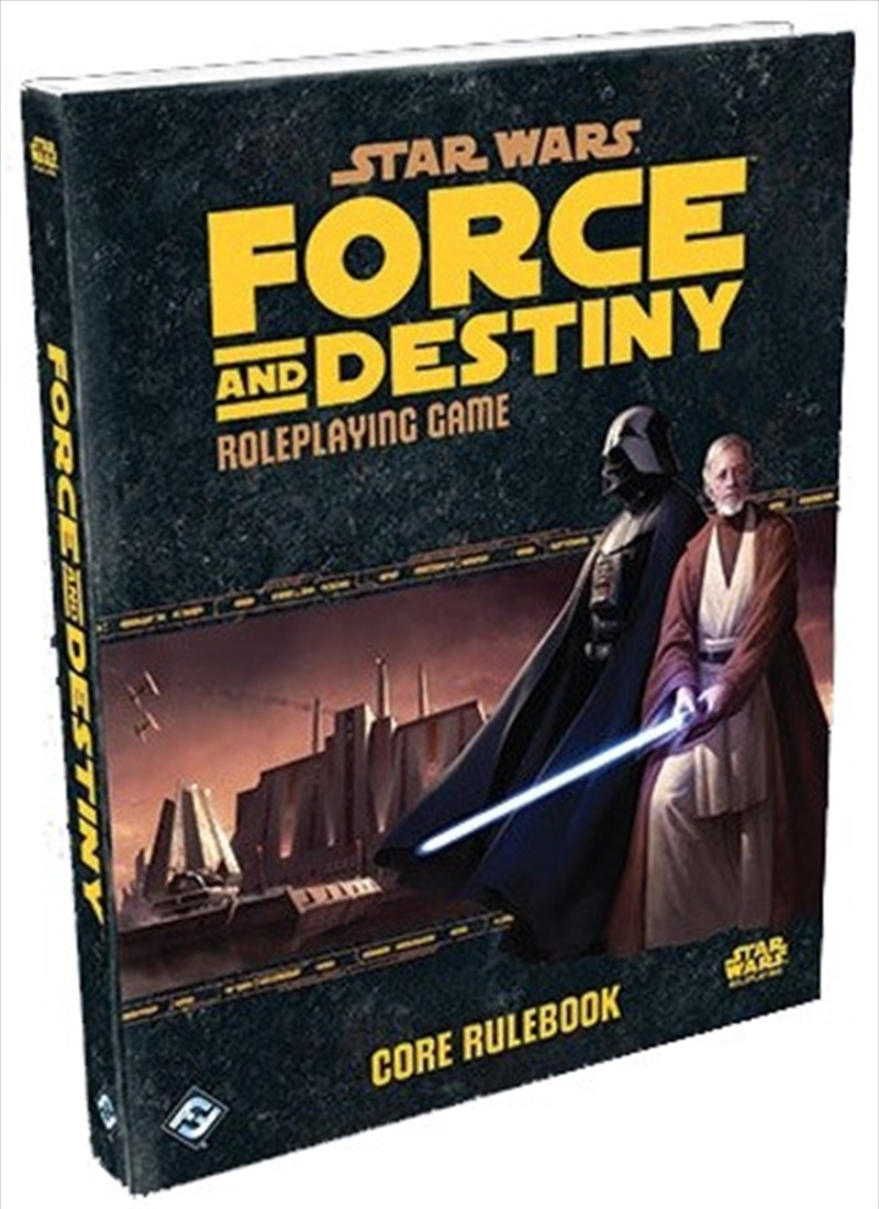 Star Wars Force and Destiny Core Book RPG | Games