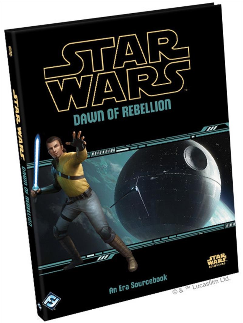 Star Wars RPG Dawn of Rebellion   Games