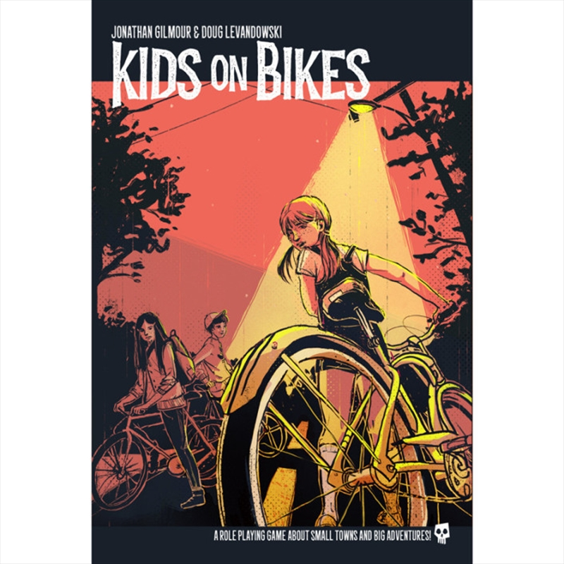Kids on Bikes Role Playing Game | Games