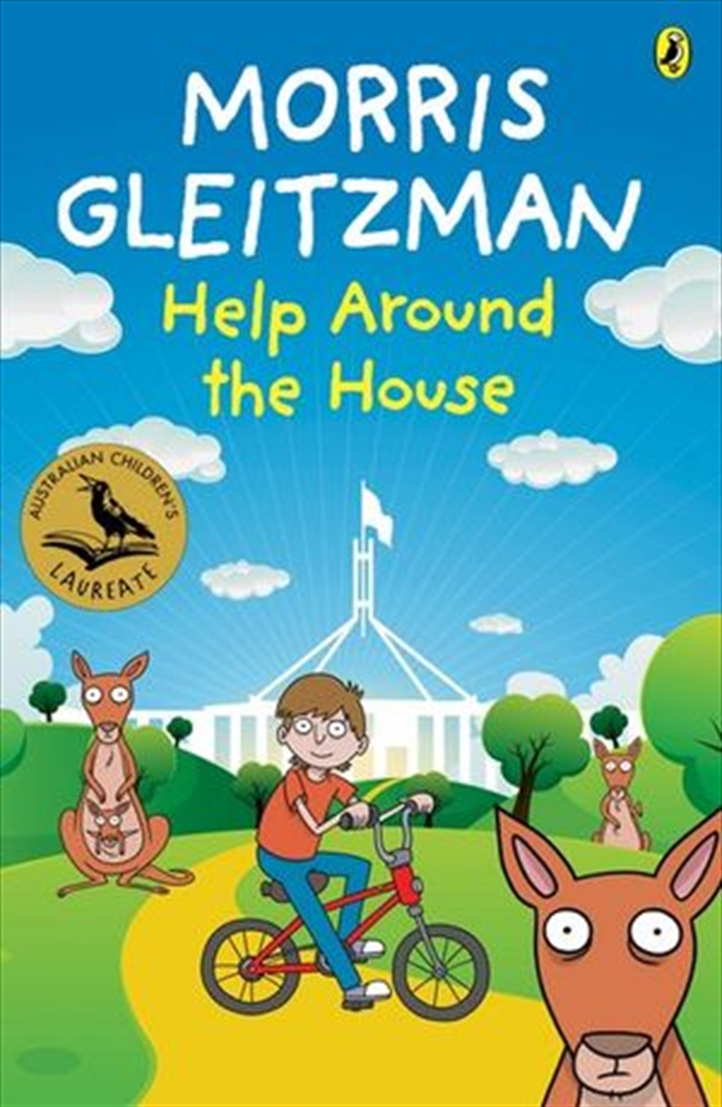 Help Around The House | Paperback Book