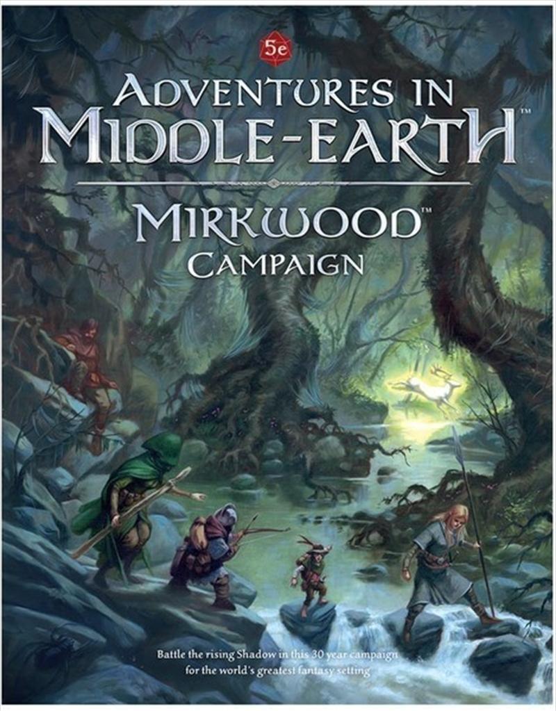 Adventures in Middle Earth RPG - Mirkwood Camp | Games