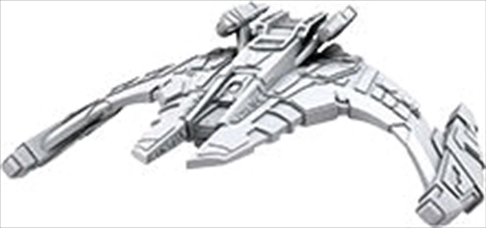 Star Trek - Unpainted Ships: Jem'Hadar Battle Cruiser | Merchandise
