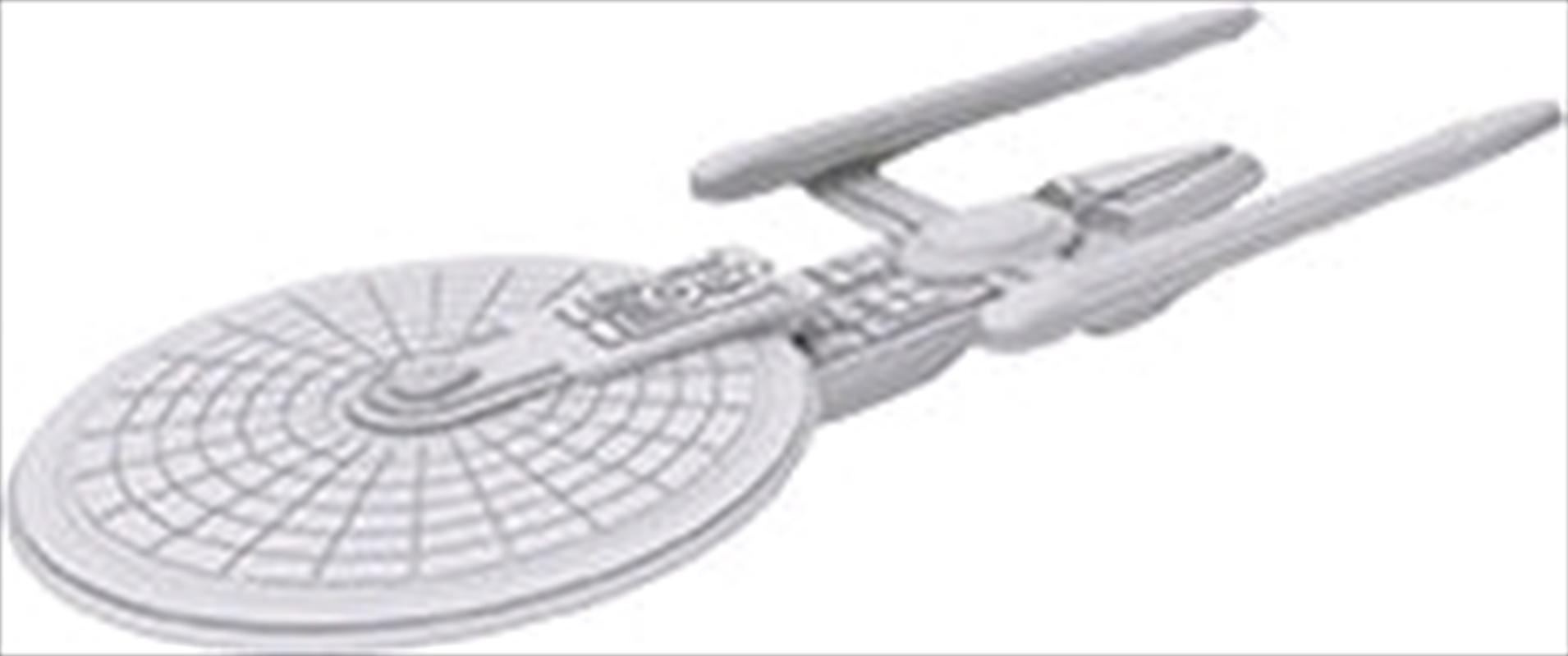 Star Trek - Unpainted Ships: Excelsior Class | Merchandise