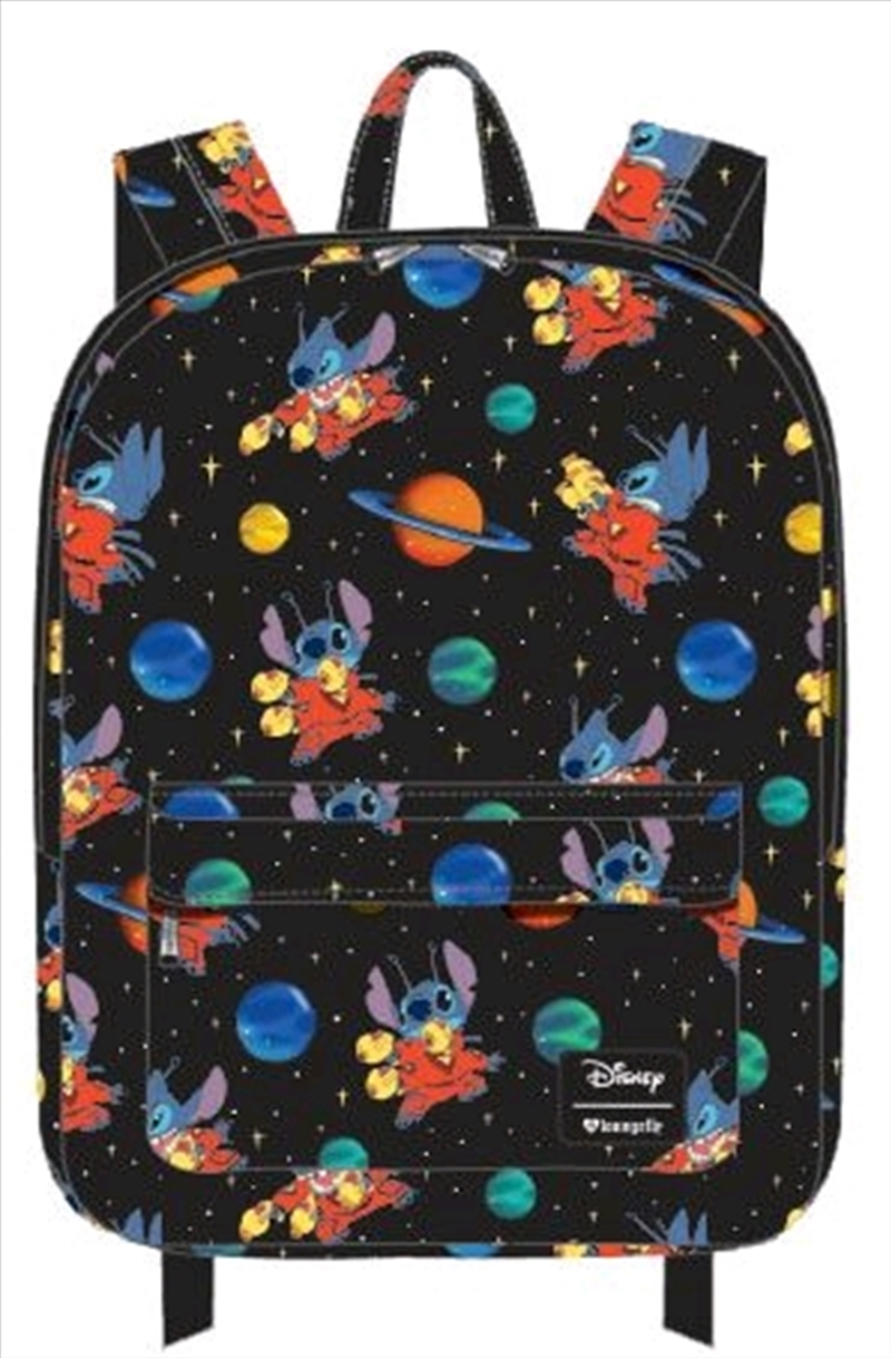 Lilo & Stitch - Space Backpack | Apparel