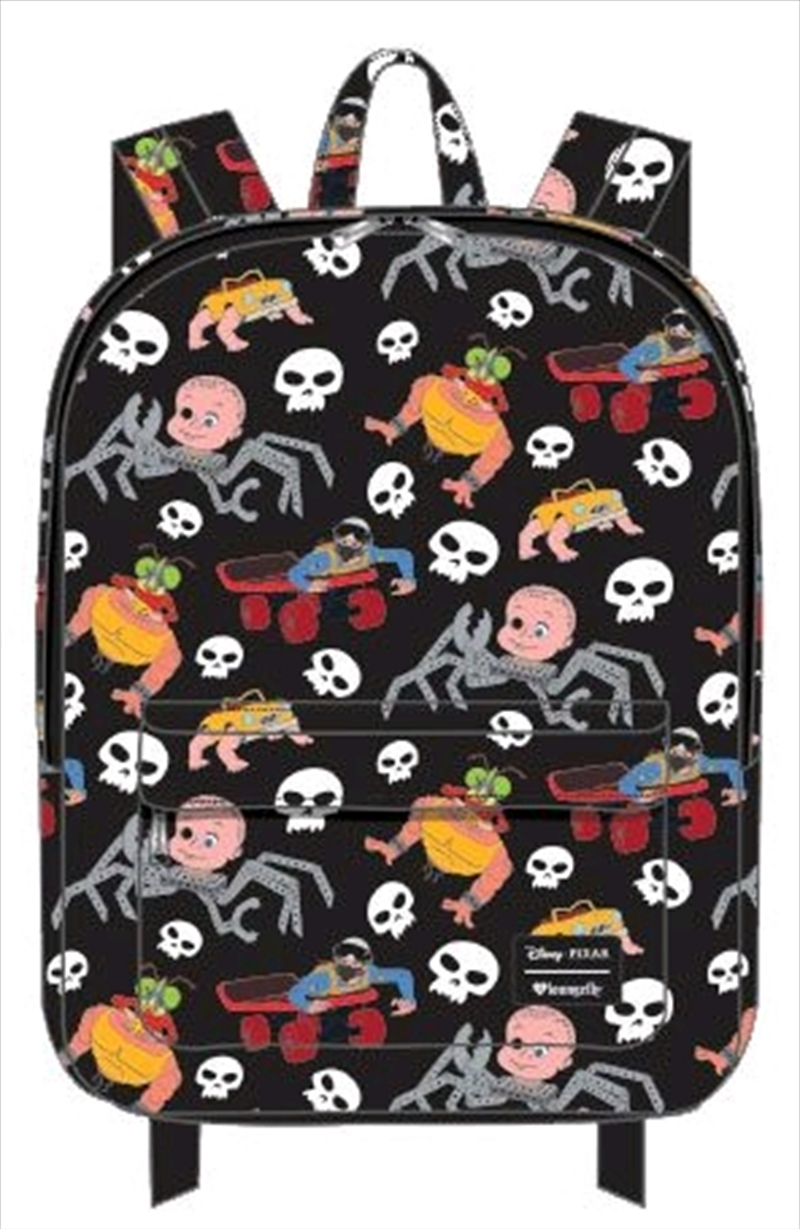 Toy Story Mutant Toys Print Backpack Apparel Apparel Sanity