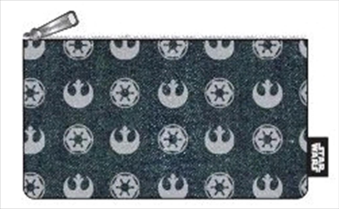Star Wars - Emblems Print Pencil Case   Merchandise
