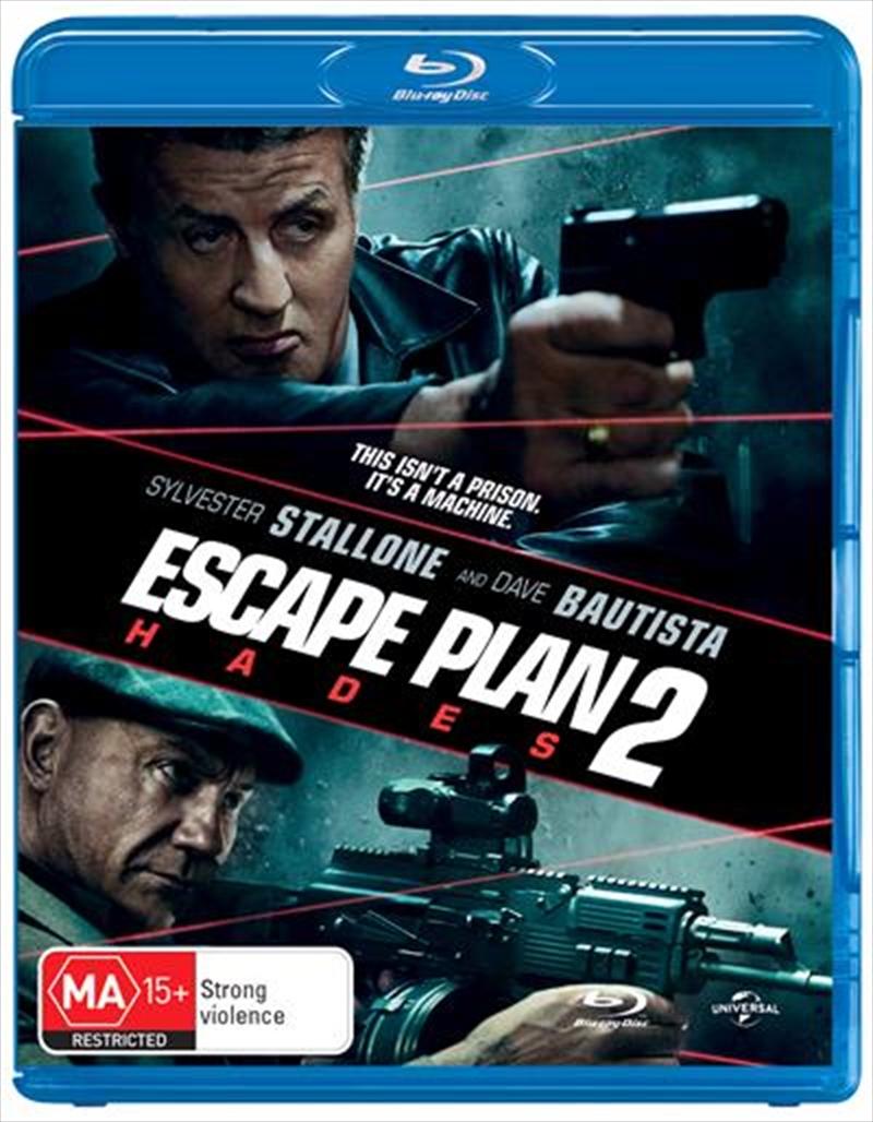 Escape Plan 2 - Hades | Blu-ray