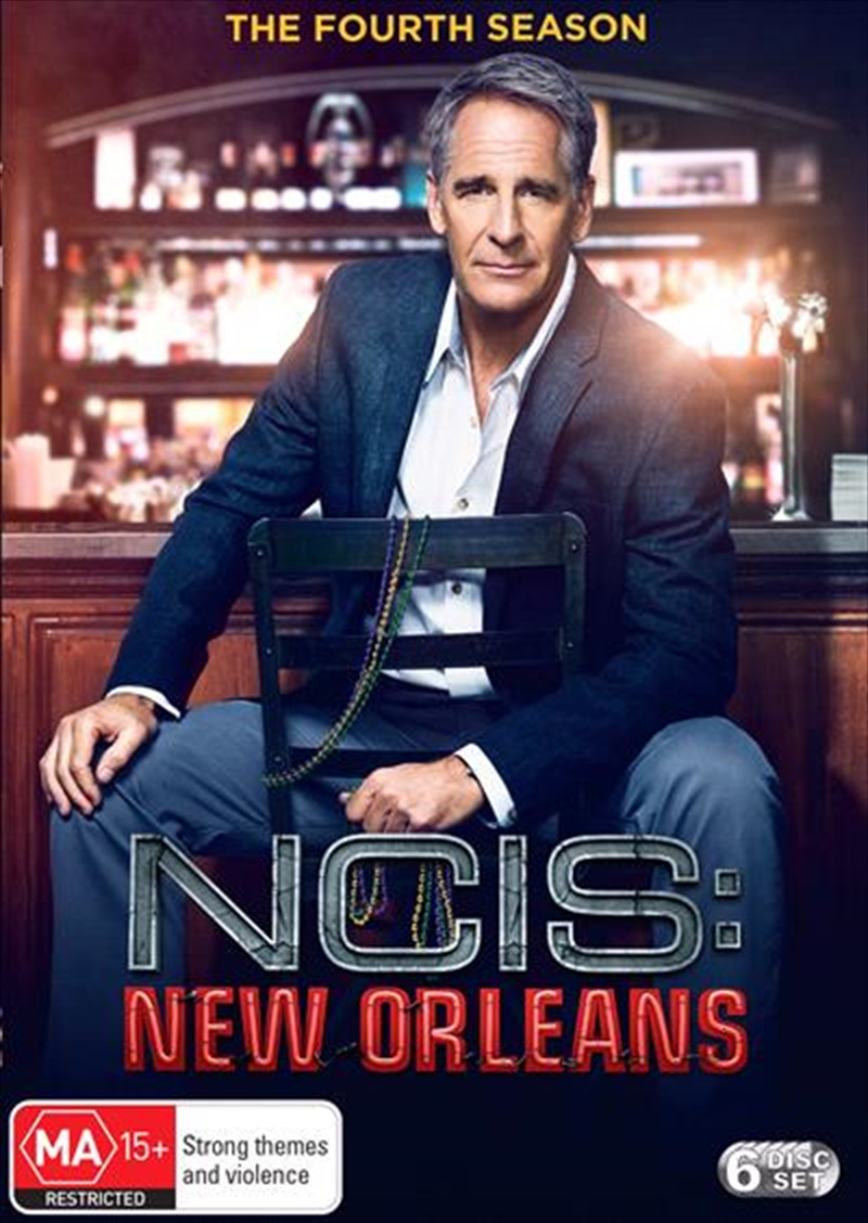 NCIS - New Orleans - Season 4 | DVD
