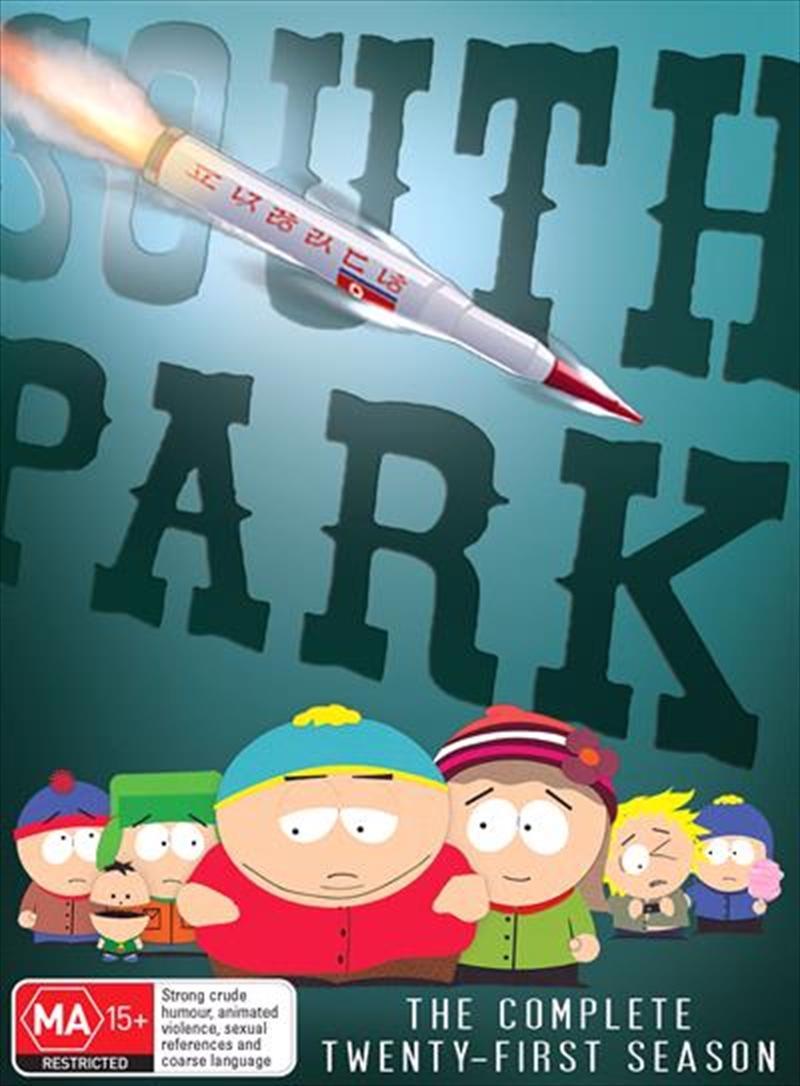 South Park - Season 21 | DVD