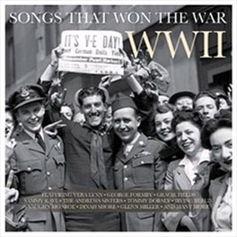 Songs That Won The War - WW2 | CD
