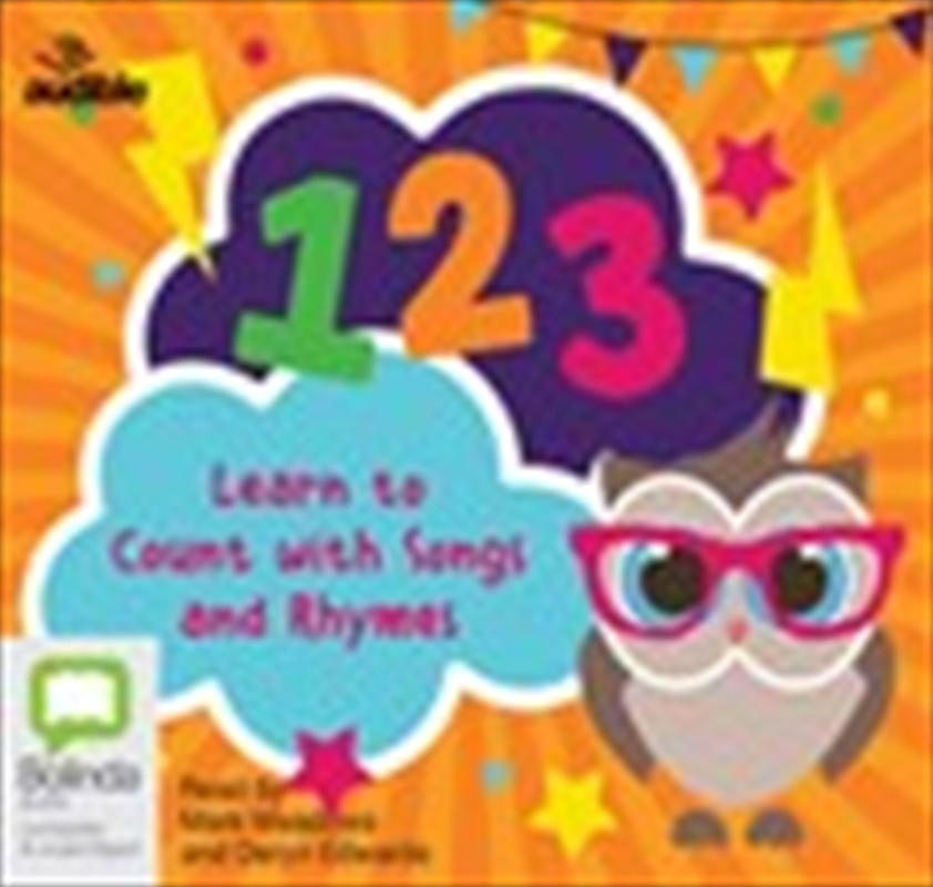123: Learn To Count With Songs And Rhymes | Audio Book