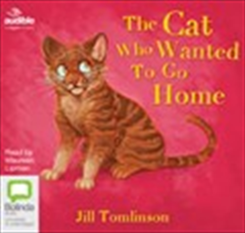 Cat Who Wanted to Go Home | Audio Book