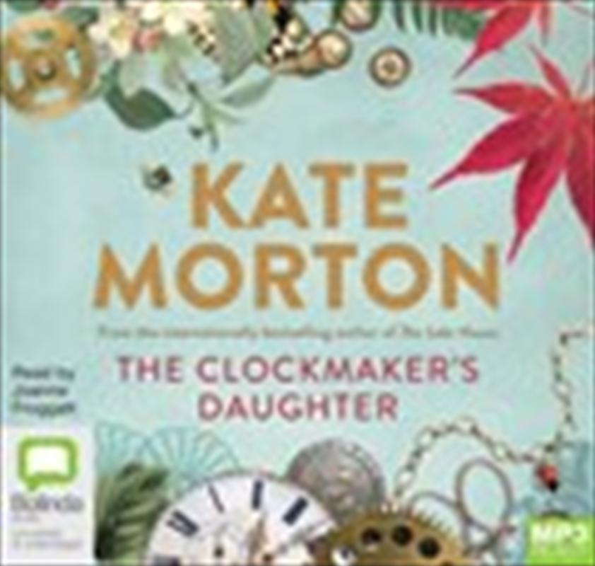 The Clockmaker's Daughter | Audio Book