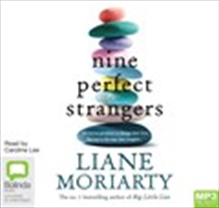 Nine Perfect Strangers | Audio Book