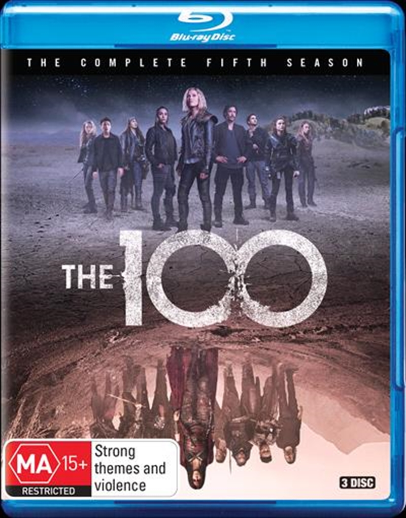 100 - Season 5, The | Blu-ray