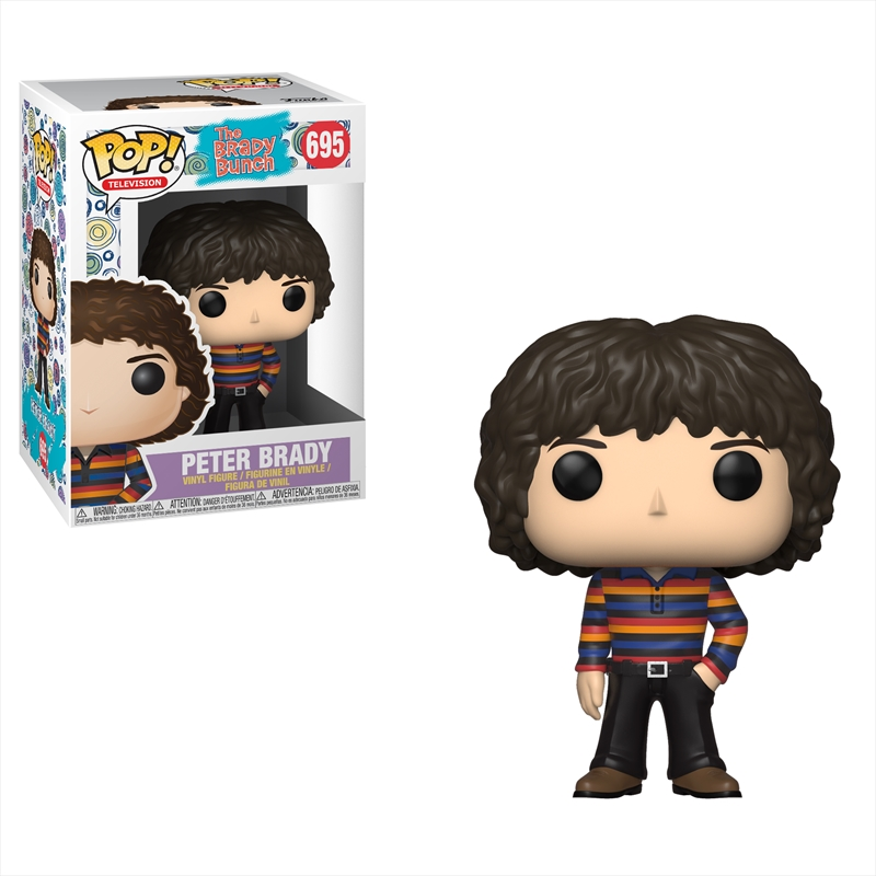 Brady Bunch - Peter Brady Pop! Vinyl | Pop Vinyl