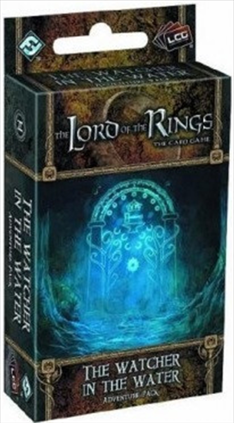 Lord of the Rings LCG - The Watcher in the Water | Merchandise