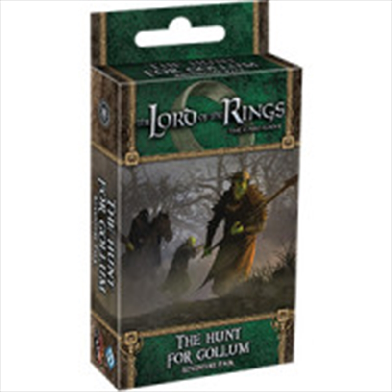 Lord of the Rings LCG - The Hunt For Gollum | Merchandise