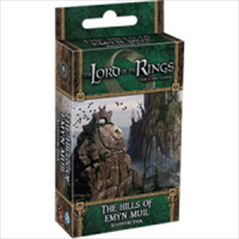 Lord of the Rings LCG - The Hills of Emyn Muil | Merchandise