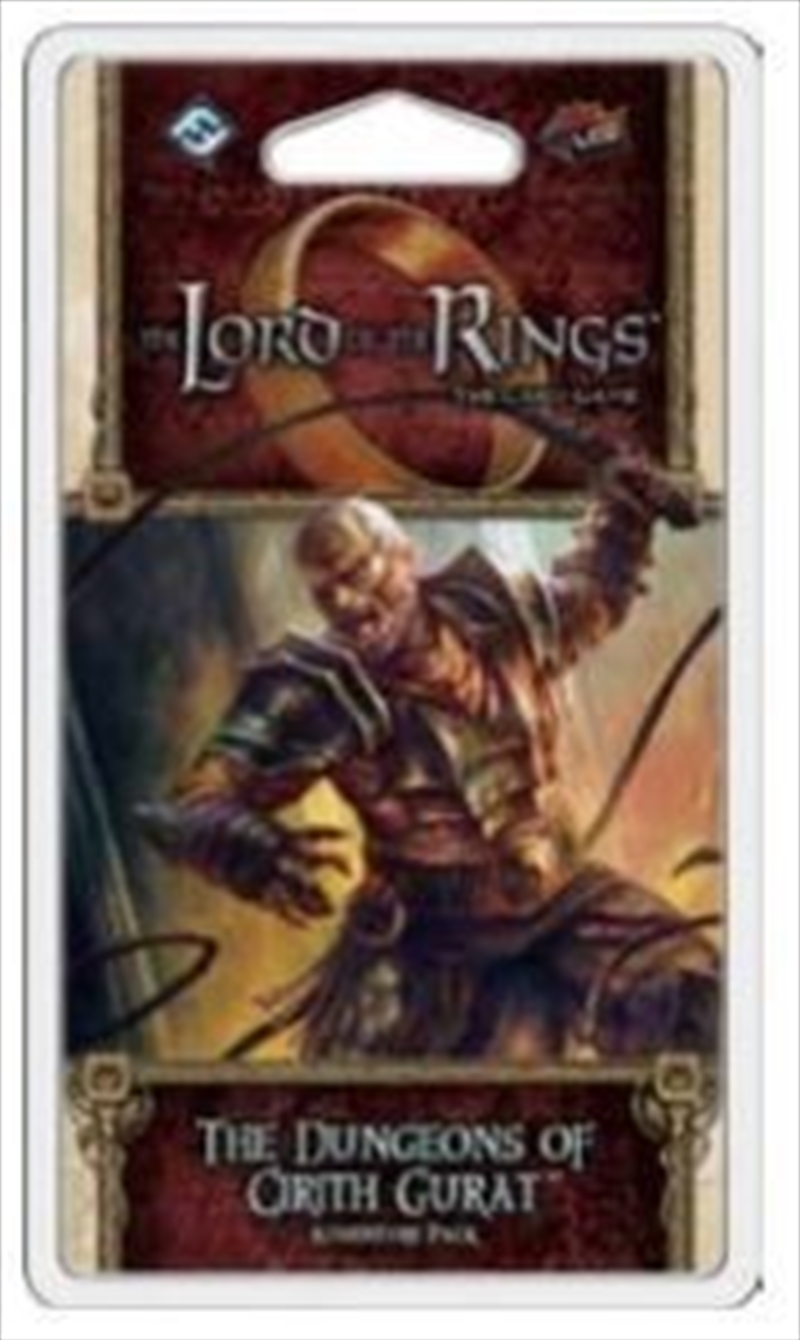 Lord of the Rings LCG - The Dungeons of Cirith Gurat Adventure Pack | Merchandise