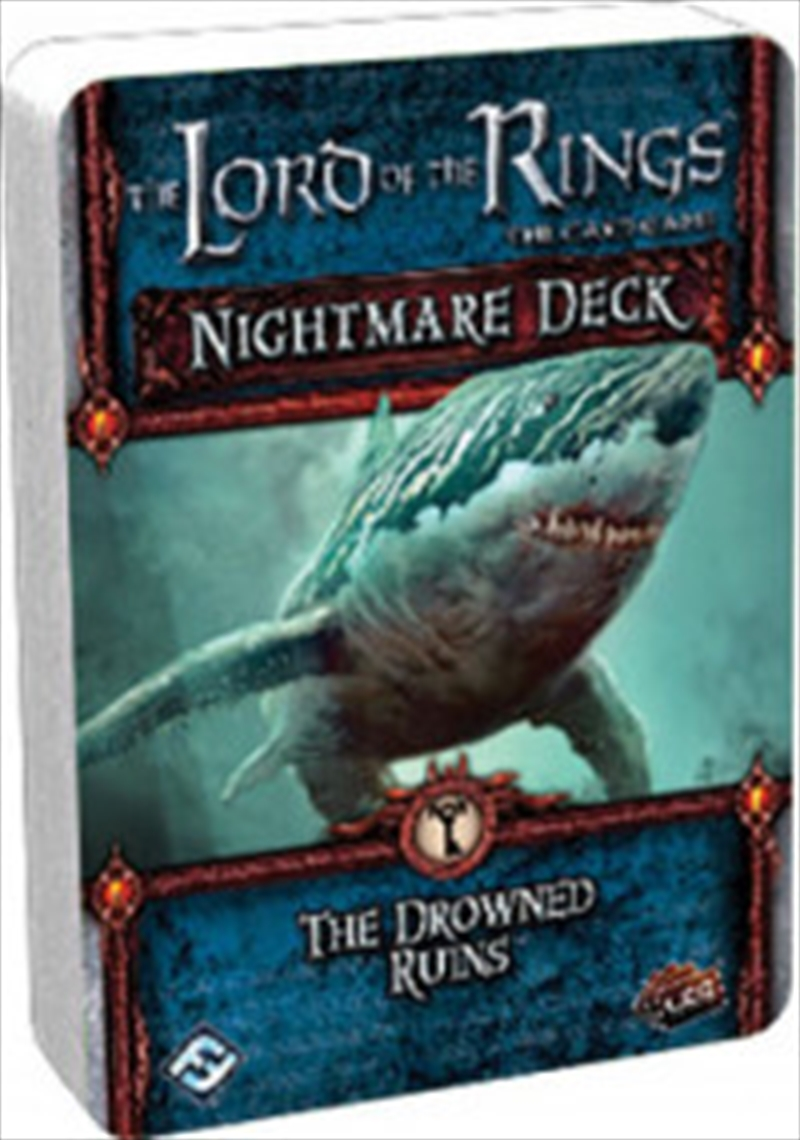 Lord of the Rings LCG - The Drowned Ruins Nightmare Deck | Merchandise