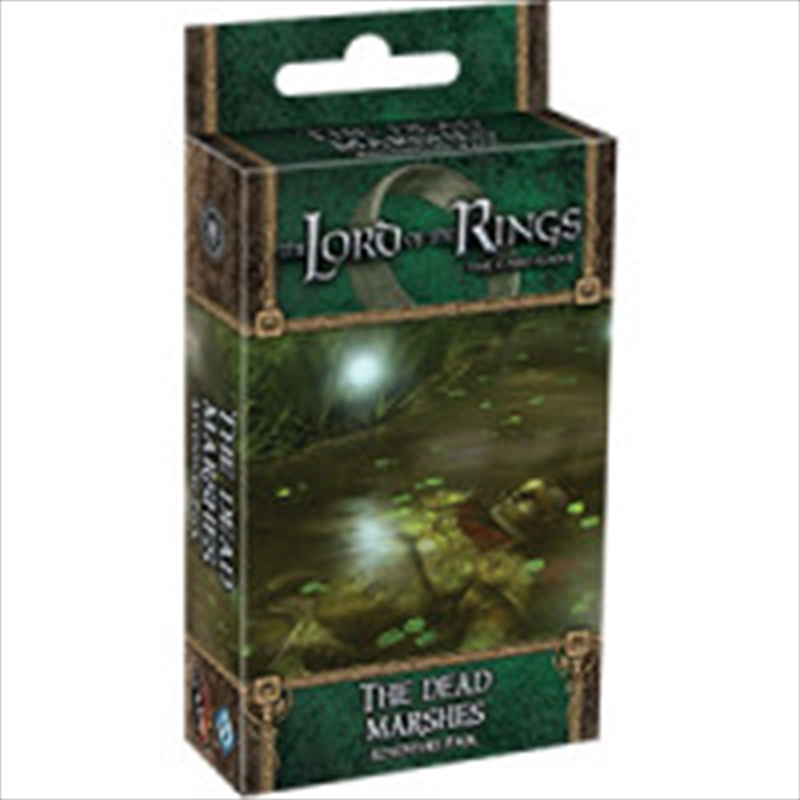 Lord of the Rings LCG - The Dead Marshes | Merchandise