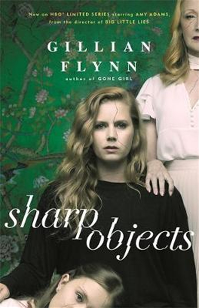 Sharp Objects | Paperback Book