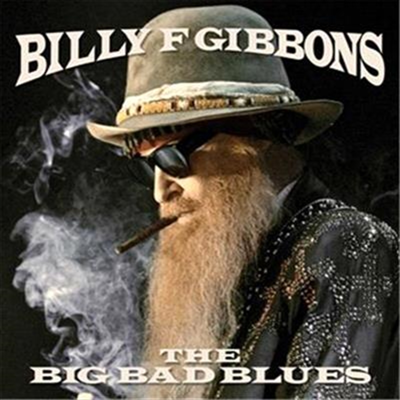 Big Bad Blues   CD