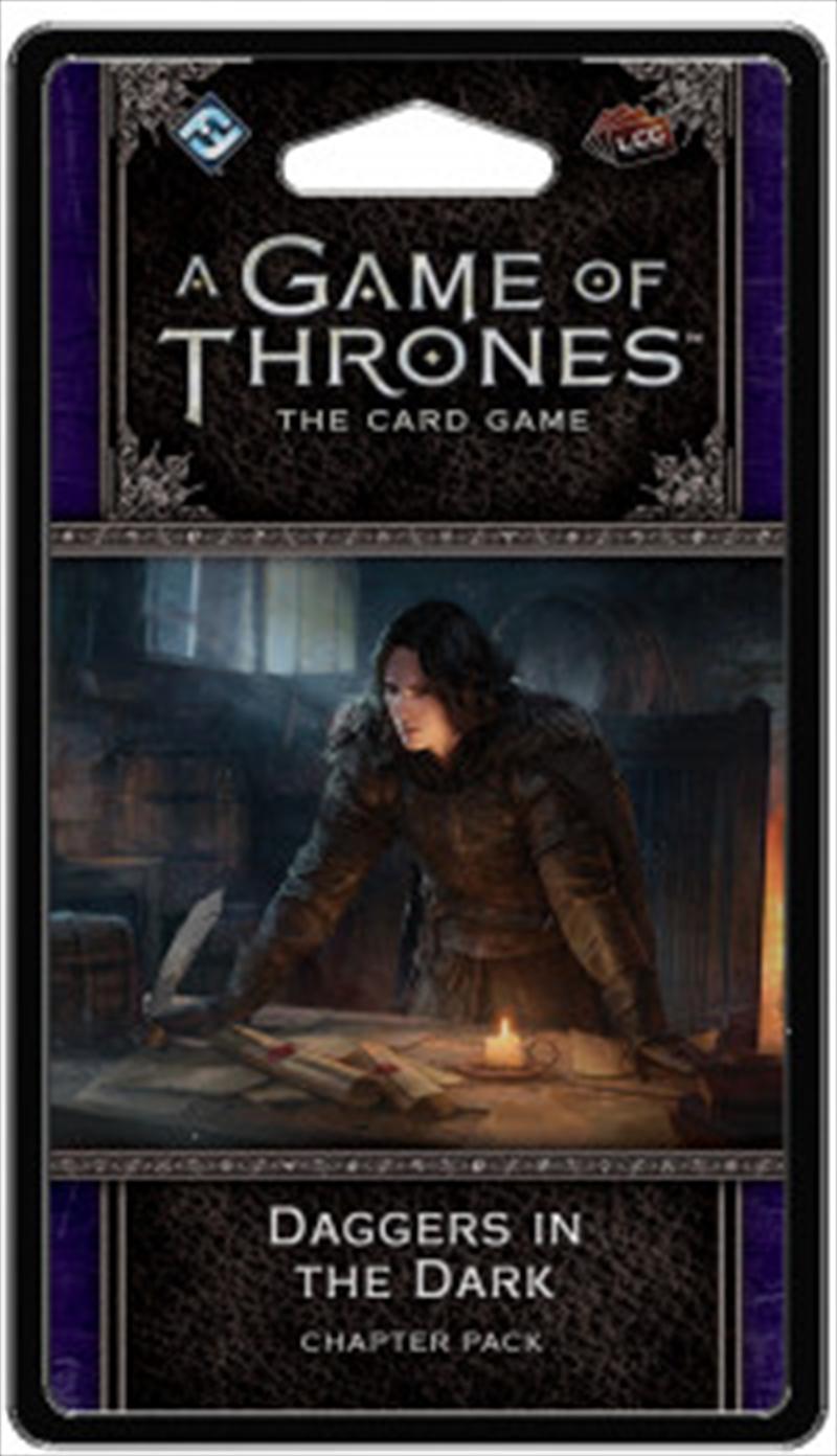 A Game of Thrones LCG - Daggers in the Dark | Merchandise