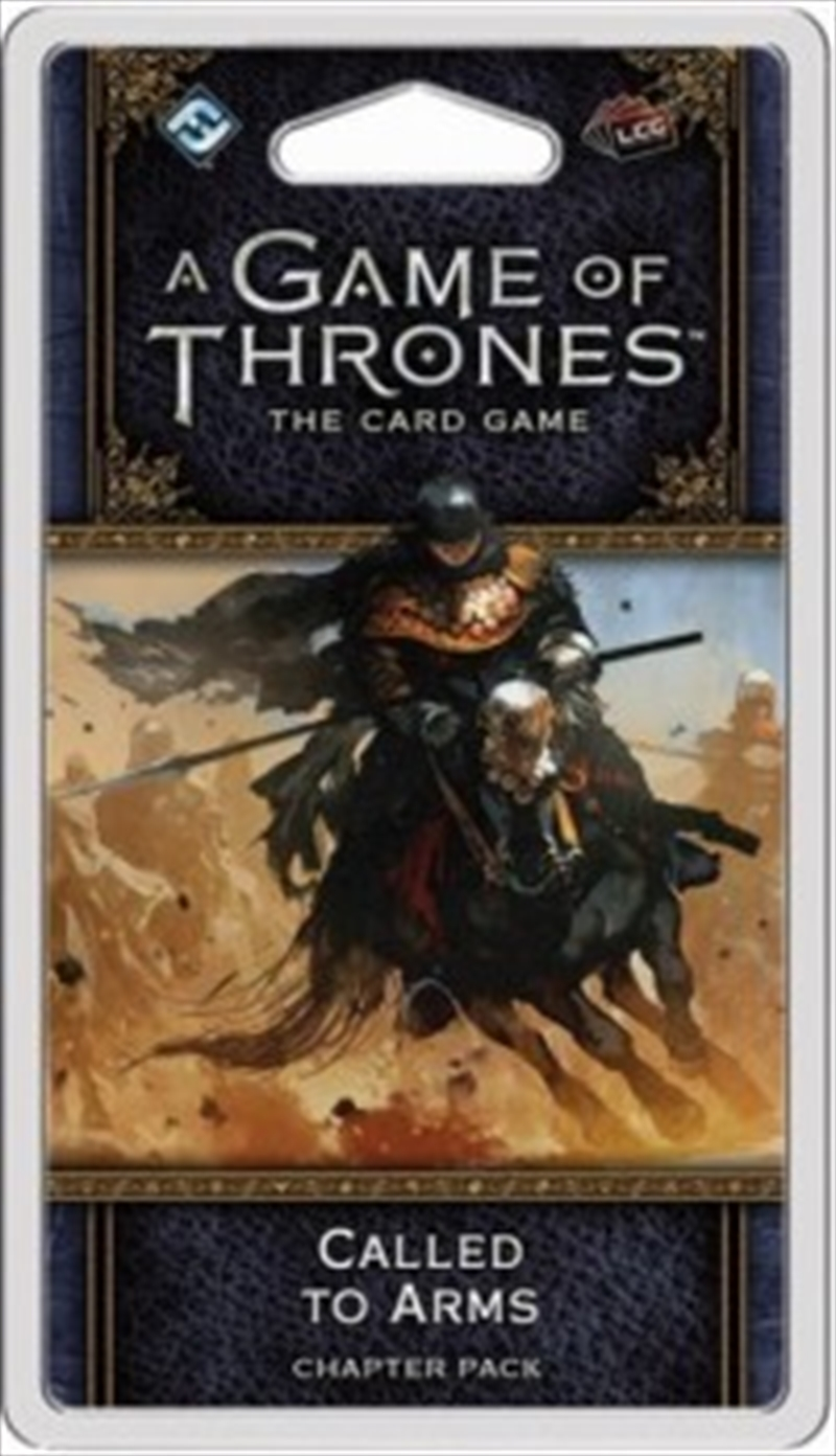 A Game of Thrones LCG 2nd Edition: Called to Arms | Merchandise