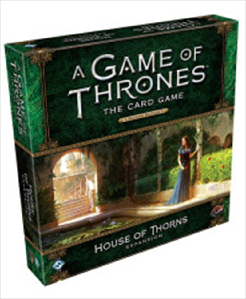 A Game of Thrones LCG House of Thorns | Merchandise