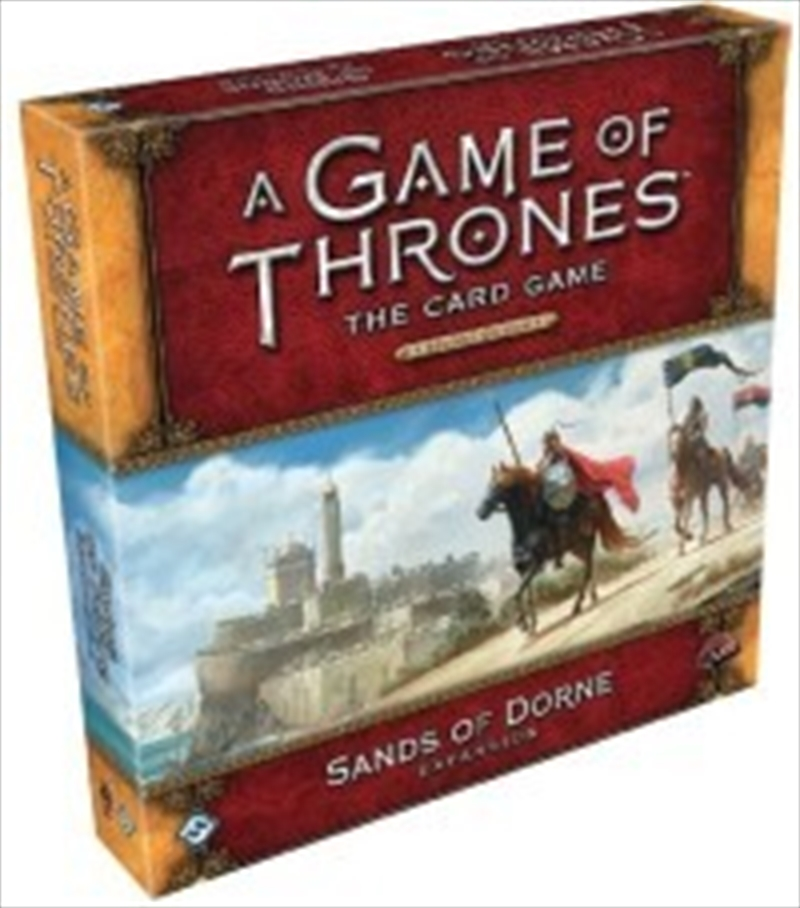 A Game of Thrones LCG Sands of Dorne Deluxe Expansion | Merchandise