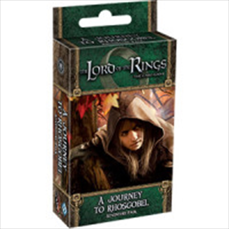 Lord of the Rings LCG - A Journey To The Rhosgobel | Merchandise