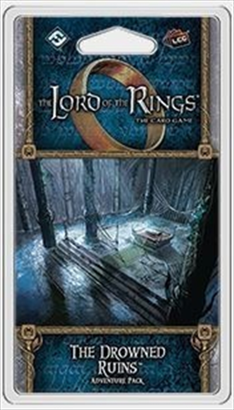 Lord of The Rings LCG - Drowned Ruins Adventure Pack | Merchandise