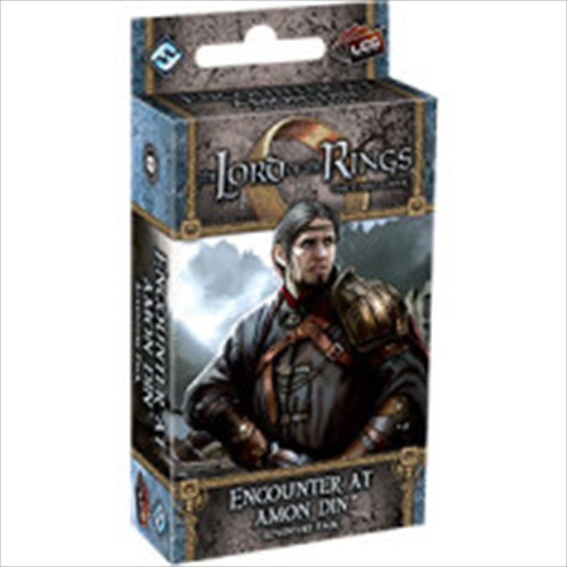 Lord of the Rings LCG - Encounter at Amon Din   Merchandise