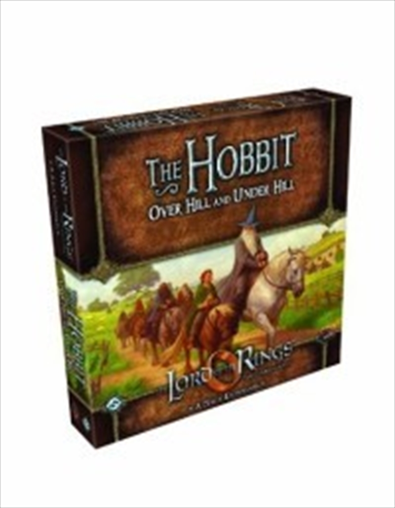 Lord of The Rings LCG - Hobbit Over Hill And Under Hill | Merchandise