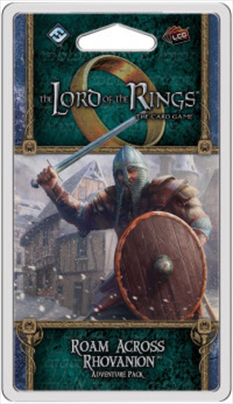 Lord of the Rings LCG - Roam Across Rhovanion Adventure Pack | Merchandise