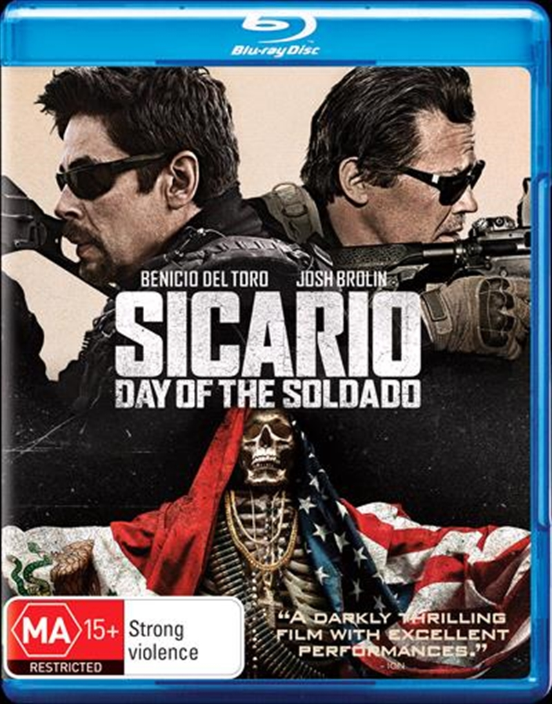 Sicario - Day Of The Soldado | Blu-ray