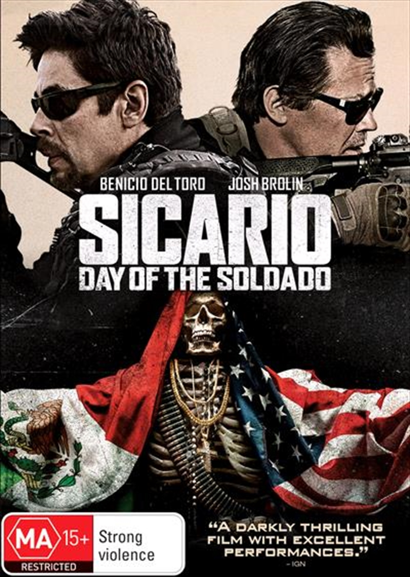 Sicario - Day Of The Soldado | DVD