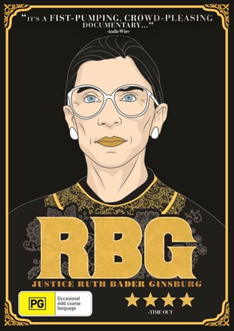 RBG | DVD