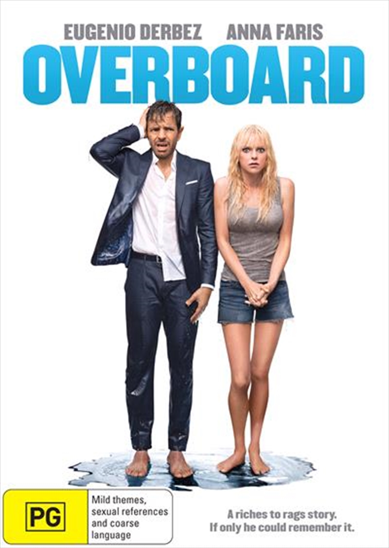 Overboard | DVD