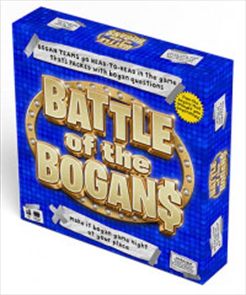Battle Of The Bogans | Merchandise