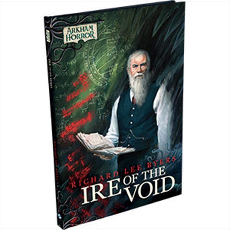Arkham Horror Ire of the Void Novella | Paperback Book
