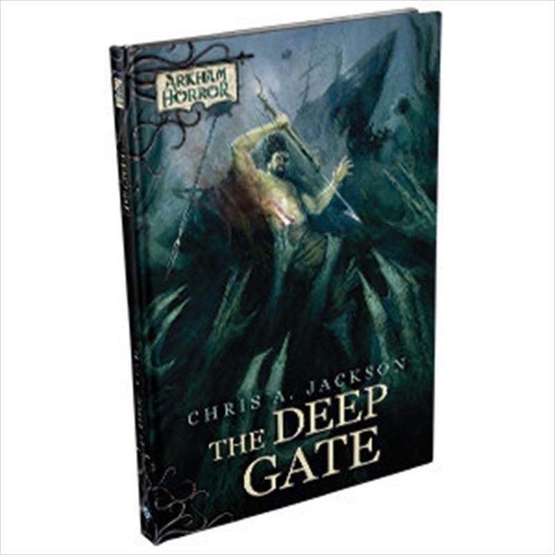 Arkham Horror Novel the Deep Gate | Paperback Book