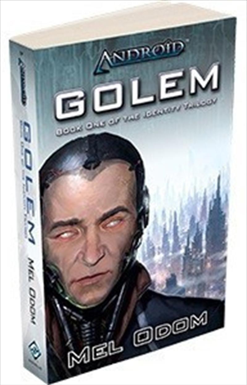 Android Novel - Golem | Paperback Book
