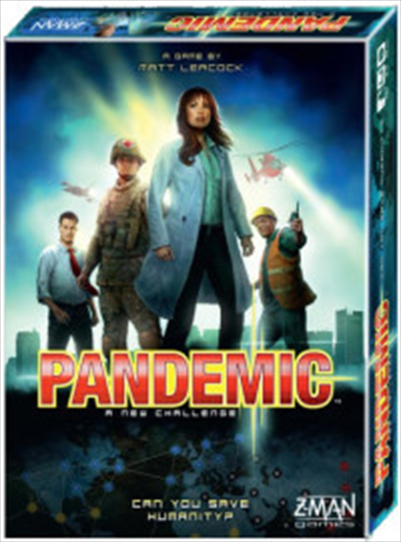 Pandemic Board Game | Merchandise