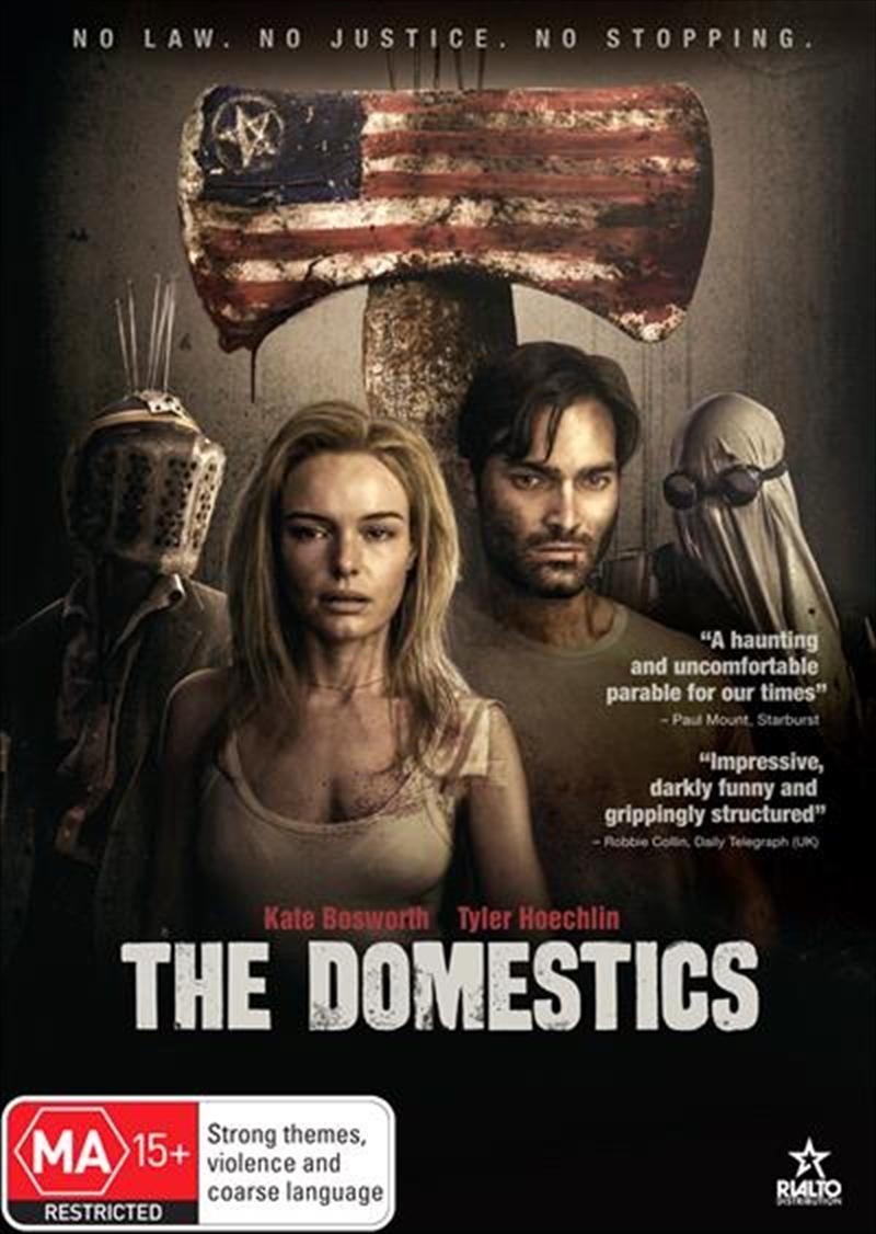 Domestics, The   DVD