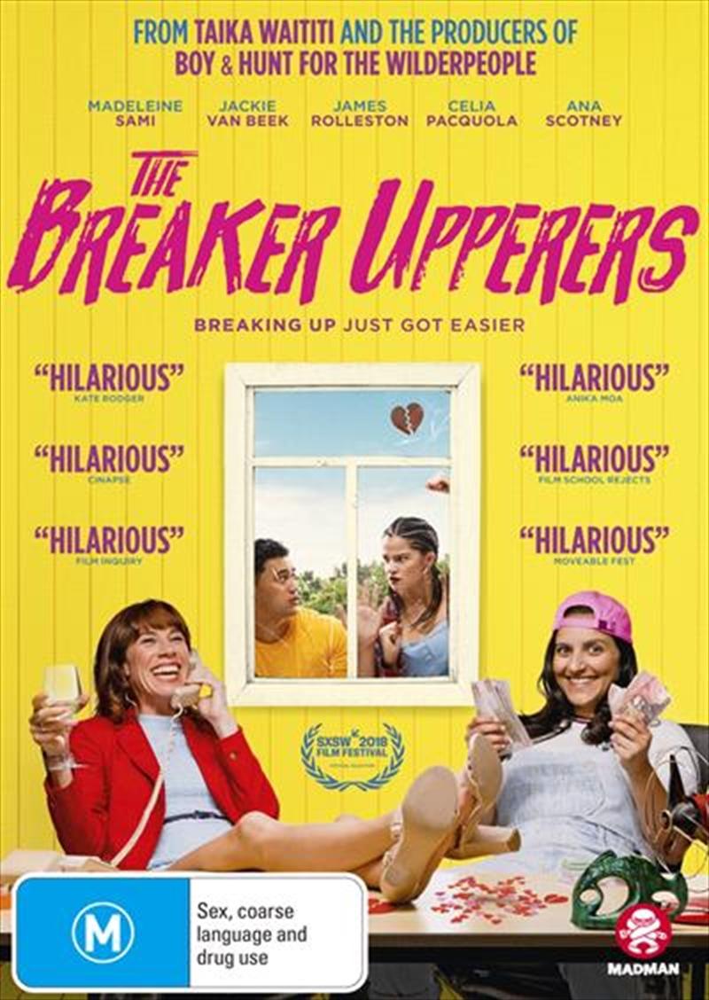 Breaker Upperers, The   DVD