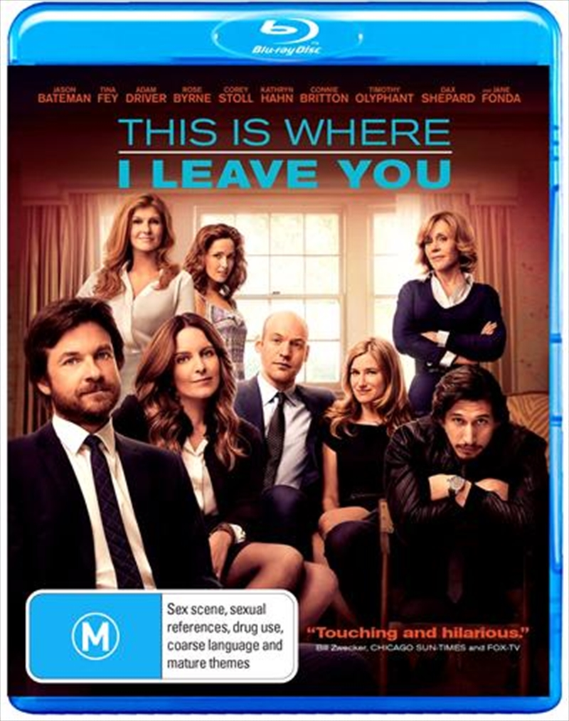 This Is Where I Leave You | Blu-ray