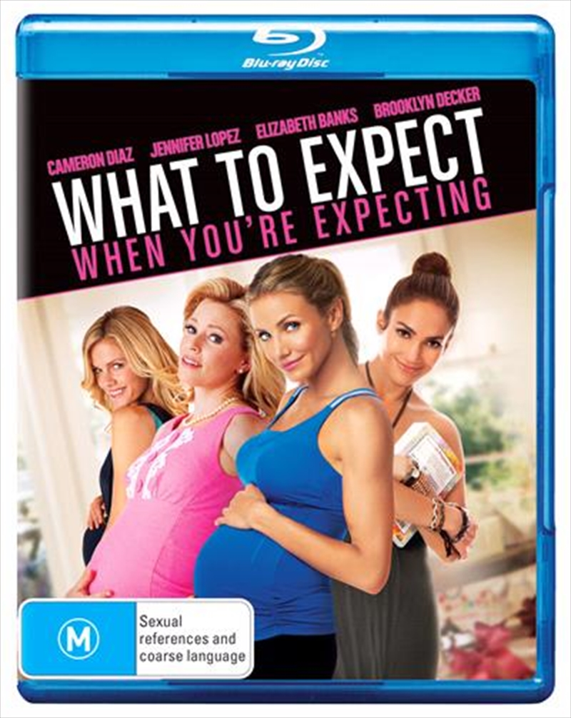 What To Expect When You're Expecting | Blu-ray